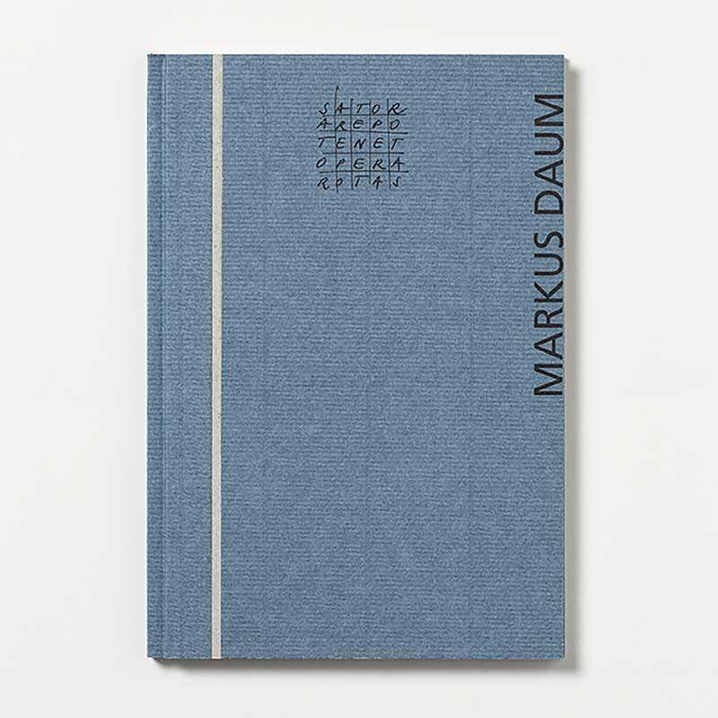 Markus Daum - Aus dem Haus der Spiegel / Katalog Kunstverein Konstanz 1996