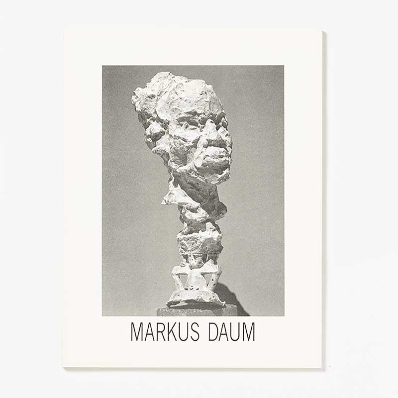 Markus Daum - Skulptur, Graphik, Malerei / Katalog Kunstverein Engen 1990