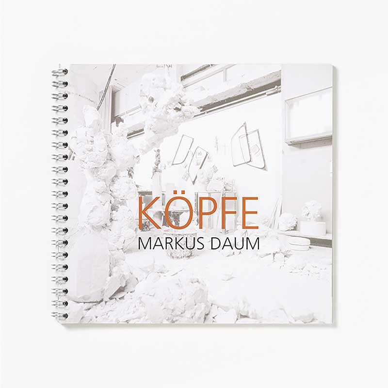 Markus Daum - KÖPFE / Projekt zur Meisterprüfung der Fotografin Karen Hüttig 2005