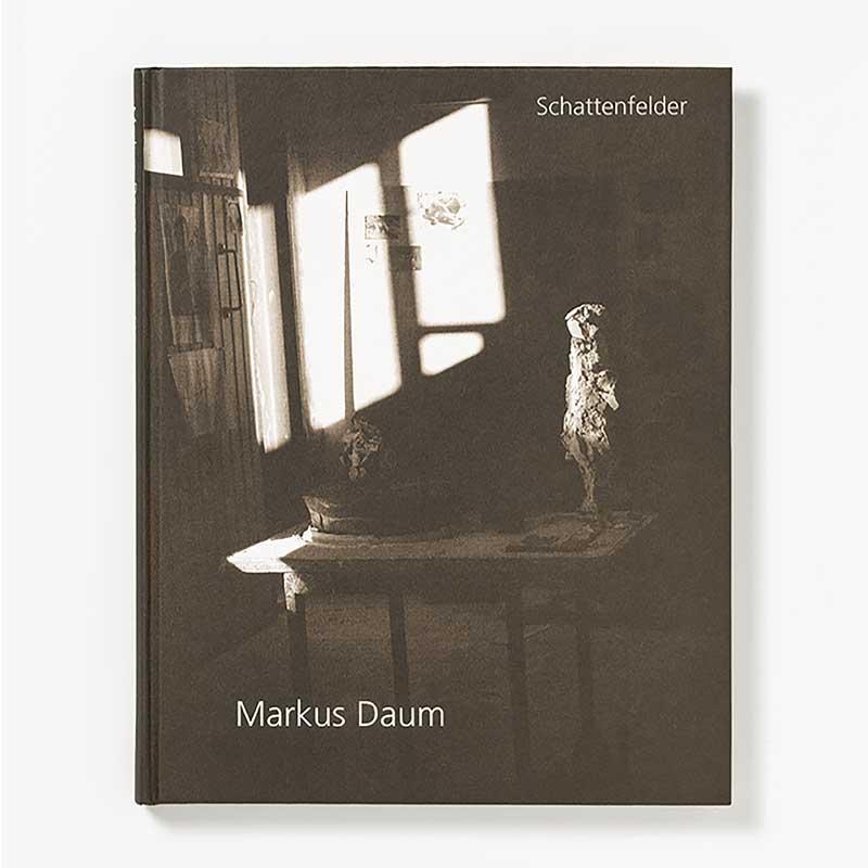 Markus Daum- Schattenfelder / Katalog Kunstmuseum Singen 2002