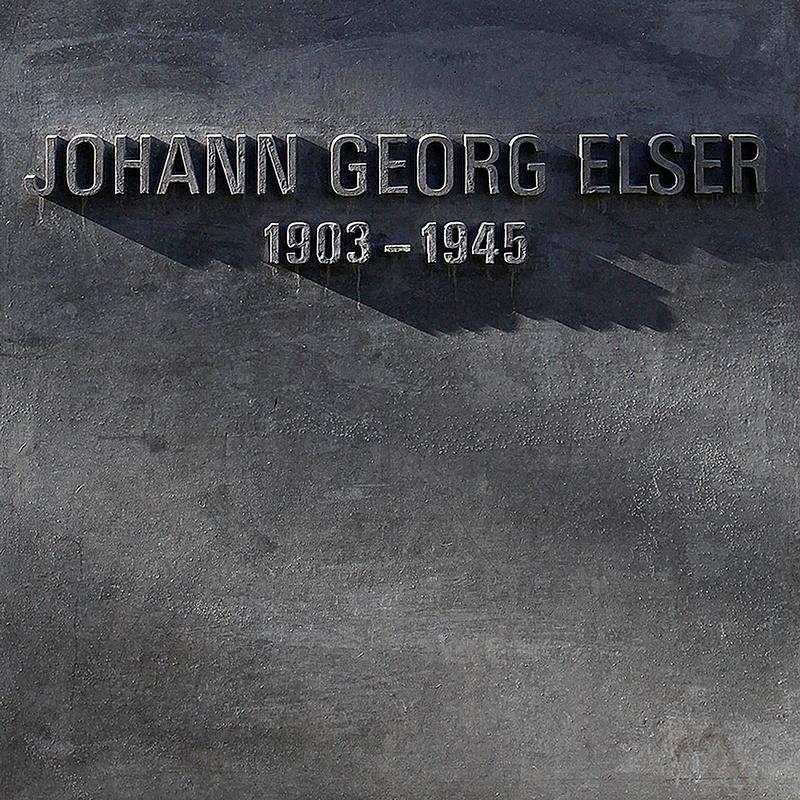 Johann Georg Elser Mahnzeichen – Konstanz